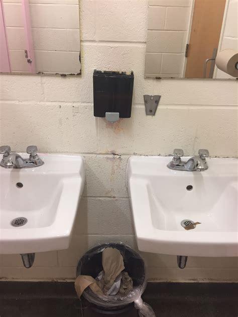 washrooms fix our schools