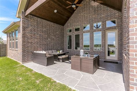New Patio by New Homes For Sale New Home Construction Gehan Homes