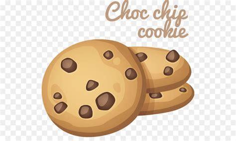 Chocolate Chip Cookie Cartoon Clip Art
