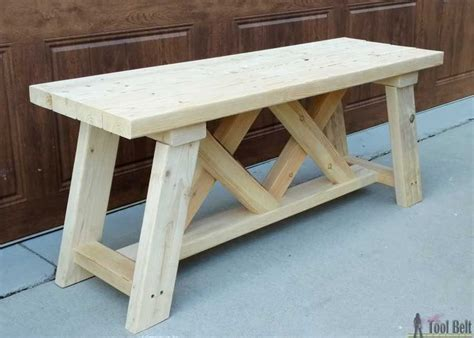 rustik 2x4 dimensions 25 best ideas about 2x4 furniture on benches front porch bench ideas and used