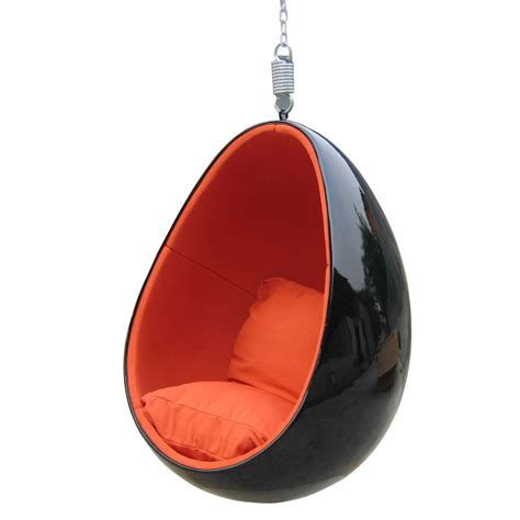 black and white arm chair hanging chair egg chairs homebase