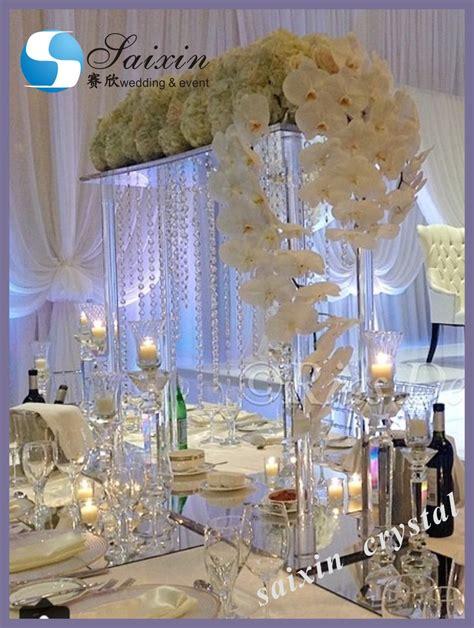 tiered crystal wedding cake stand  wedding