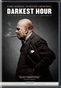 Darkest Hour DVD Release Date February 27, 2018
