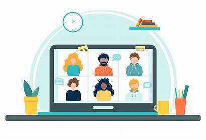 Meeting Virtual Open Events Meetings Etiquette Major