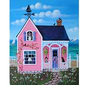 17 Best Images About Watercolor Cottages On Pinterest
