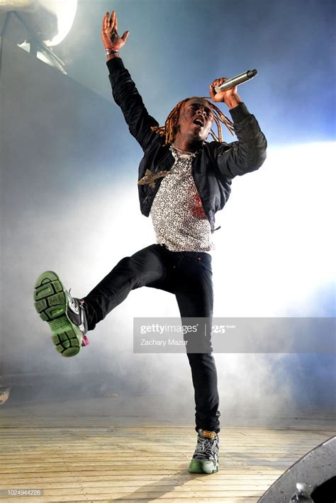 Rapper Lil Uzi Vert performs during 'The Endless Summer ...