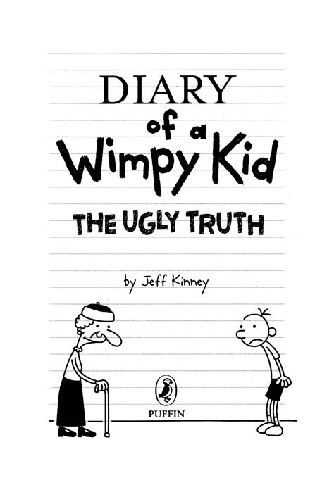 It is the language that unifies multilingual india, home to some 400 different languages/dialects. Diary of a wimpy kid : The ugly truth - জেফ কিন্নি | বইবাজার.কম