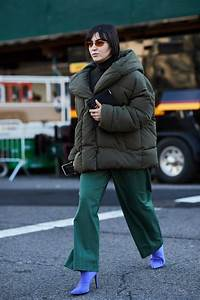 The Latest Street Style From New York Fashion Week | Who ...