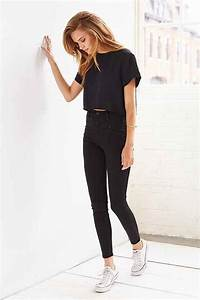 10 All Black Outfits to Wear this Winter – Sometimes I ...