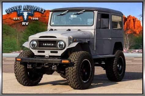Everything we know about the suv ferrari is about to enter the suv fray, and here's what's likely in store. 1973 Toyota FJ40 Land Cruiser Classic 4X4 SUV - Classic 1973 Toyota Land Cruiser 4X4 SUV
