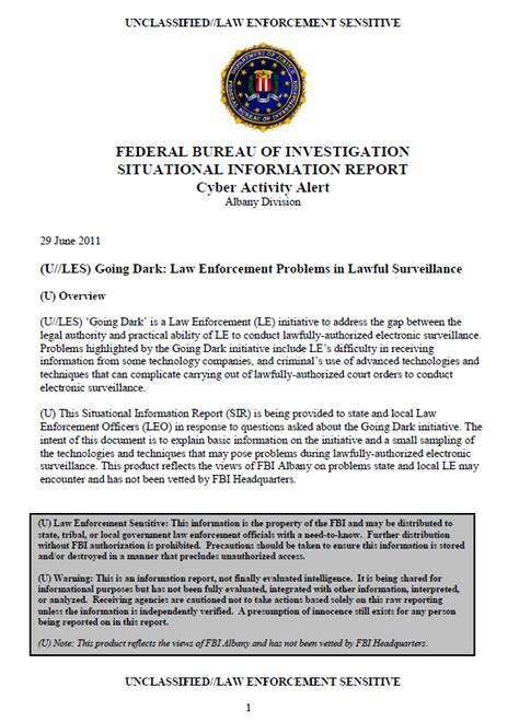 fbi bureau u les fbi going enforcement problems in