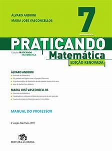 Praticando matematica 7ano by ronaldo cardoso