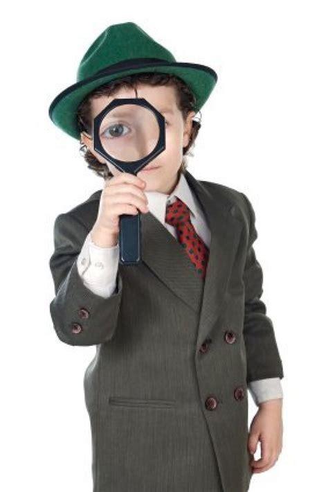 making  detective costume thriftyfun