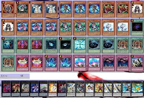 gagaga deck recipe let s use some cxyz monsters