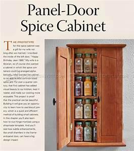 23 Model Woodworking Plans Spice Cabinet egorlin com