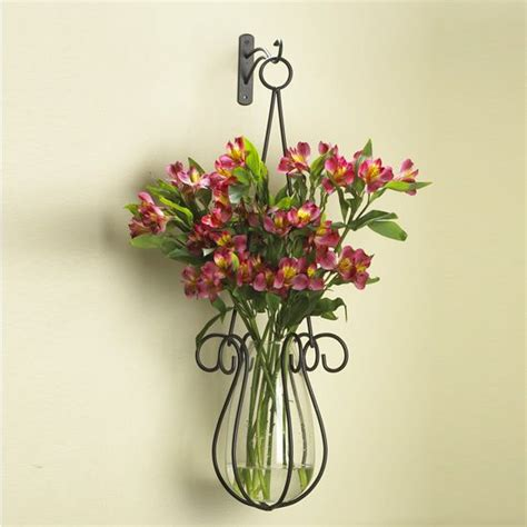Hanging Wall Vase - for shepherd hooks flower vase s wedding