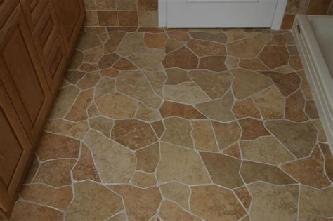 broken tile pattern jersey custom tile