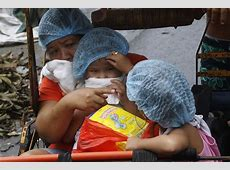 Philippine Health Authorities Fear Outbreak of Illnesses