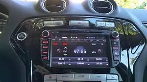 Pumpkin Android Car Radio Ford Mondeo