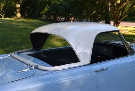 Wedgewood Blue 1962 Sunbeam Alpine W