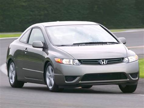 2006 Honda Civic Lx Coupe 2d Pictures And Videos