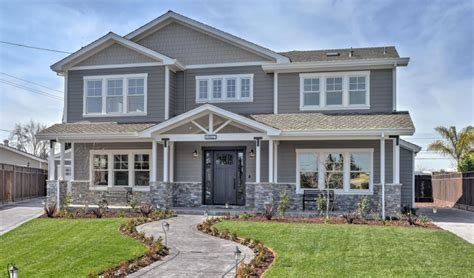 .198 Million Newly Built Craftsman Home In San Jose, Ca