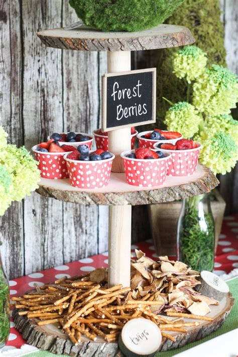 enchanted forest party ideas  pinterest fairy