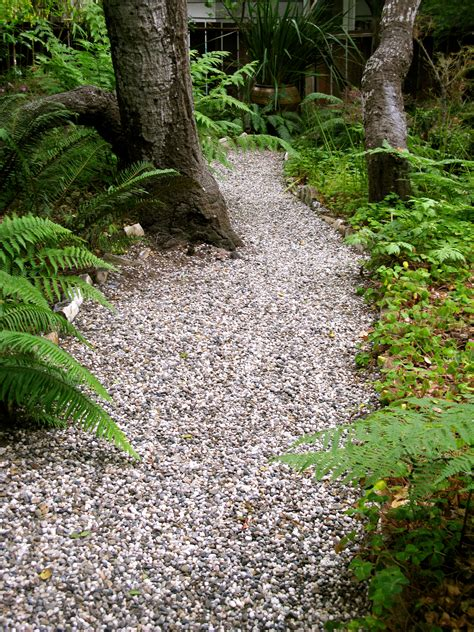 gravel garden path green gardens home of barbara livingston once upon a time tales from carmel by the sea