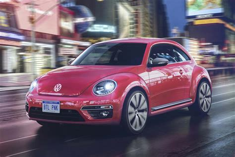 Pink Beetle Car by Volkswagen Has Launched A Pink Beetle Called Pinkbeetle