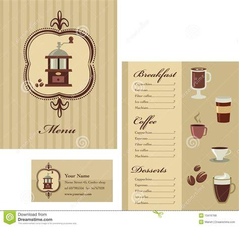 free menu design templates free bakery menu templates 6 best and professional templates