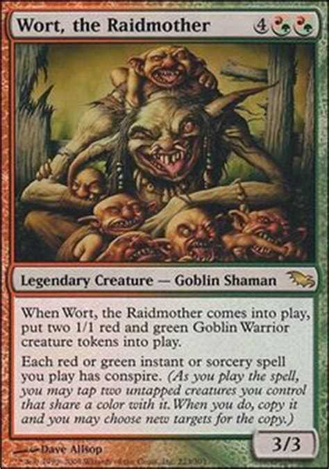 Goblin Commander Deck Wort by Mtg Best Mana R Cards Search Mtg Green