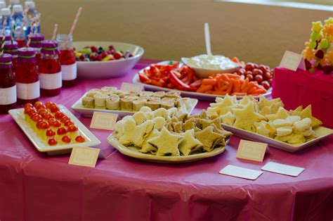 food ideas for cuteness of fairy birthday party ideas margusriga baby party