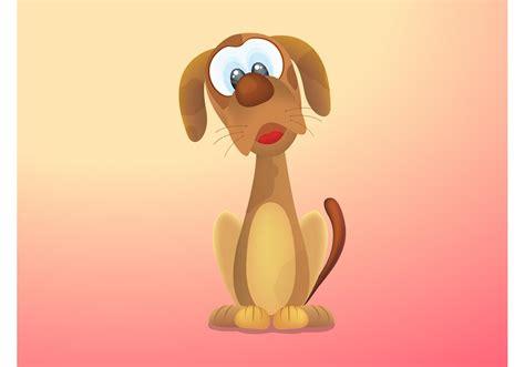 Cartoon : Cartoon Dog Free Vector Art