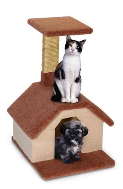 Fantasy Pet Furniture  Puppy And Cat House Walmartca