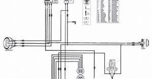 Yamaha Ignition Switch Wiring Diagram 1991 225