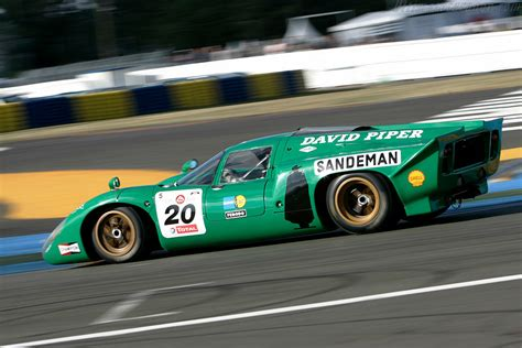 Lola T70 Mk3B Coupe - Chassis: SL76/150 - 2008 Le Mans Classic