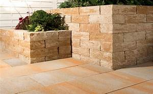 Beton Pigmente Hornbach : terrassenplatten aus beton bei hornbach ~ Michelbontemps.com Haus und Dekorationen