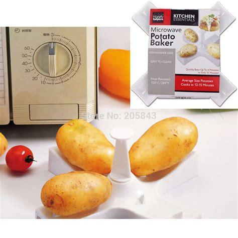 comment faire cuire des pommes de terre au micro onde