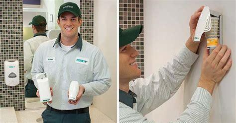 commercial air freshener  dispenser rental services