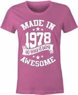 T Shirt 40 Ans : mon anniversaire des 40 ans ~ Farleysfitness.com Idées de Décoration