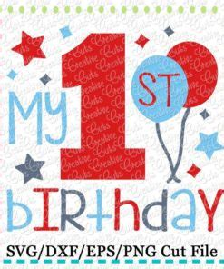 Search and buy our commercial use svg cut files. SVG-BIRTHDAY Archives - Creative Appliques