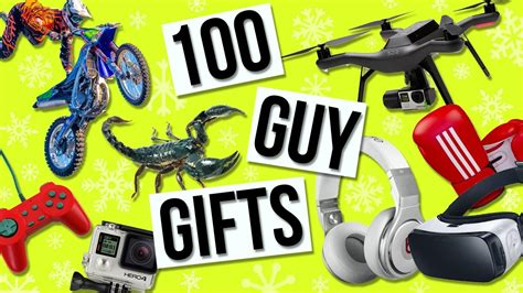 100 christmas gift ideas holiday gifts for him youtube