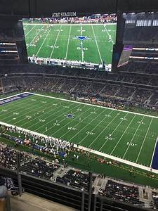 Cowboys Interactive Seating Chart At T Stadium Section 407 Dallas Cowboys Rateyourseats Com