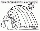 Coloring Bible Minggu Sekolah Mewarnai Nuh Gambar Rainbow Ark Chapel Calvary Bahtera Zakheus Sheets Drawing Noahs Peraga Alat Noah Lembar sketch template