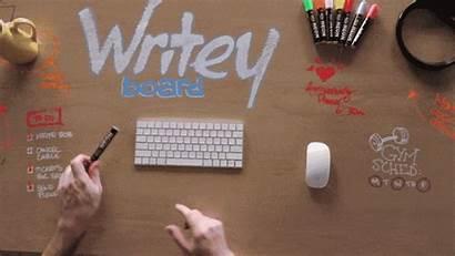 Desk Erase Dry Mesa Birch Writeyboard Write