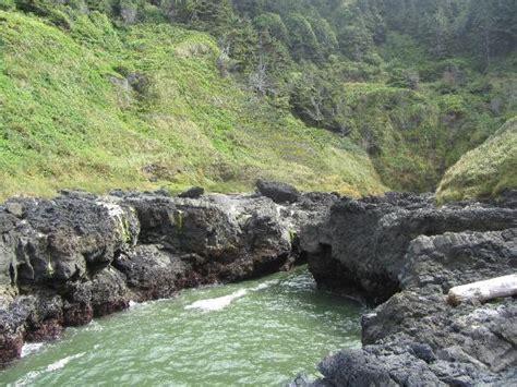 tide tables yachats oregon devil 39 s churn picture of cape perpetua scenic area