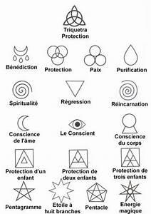 Symboles De Protection Celtique : les symboles 5 blog de wicca sorcellerie magie ~ Dode.kayakingforconservation.com Idées de Décoration