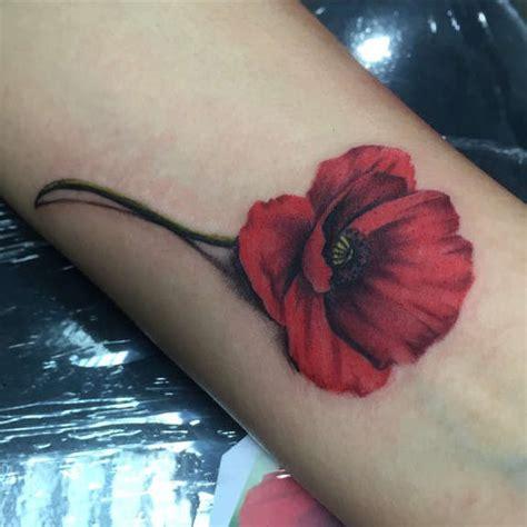 poppy tattoos designs ideas  meaning tattoos
