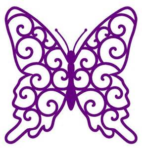 Free Butterfly SVG Cutting File