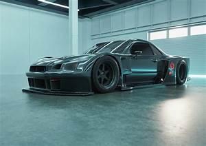 "UPDATE: Nissan GT-R ""Cobra"" Looks Like a Slippery Speeder - autoevolution"